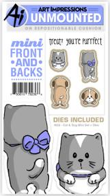 Art Impressions - Cat & Dog Mini Set + Dies