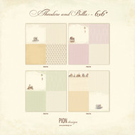 Pion Design - Theodore and Bella - 6 x 6 Complete Collection