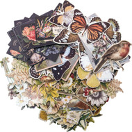 Tim Holtz Idea-ology Layers - Botanicals (TH93554) 1