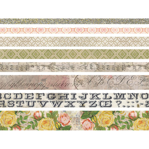 Tim Holtz Idea-ology Design Tape - Rose (TH93354)
