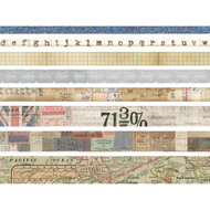 Tim Holtz Idea-ology Design Tape - Journey (TH93358) 1