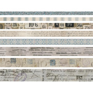 Tim Holtz Idea-ology Design Tape - French (TH93355) 1