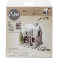 Sizzix Bigz Dies by Tim Holtz - Village Winter (660988)