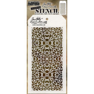 Tim Holtz Layering Stencil - Ornate - THS076