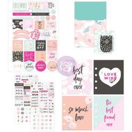 Prima Marketing - My Prima Planner Friendship & Love Goodie Pack