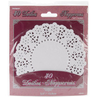 Doilies 5.5 Inches