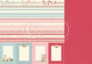 Pion Design - My Dearest Sofia - 12 X 12 - Borders