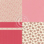 Pion Design - My Dearest Sofia - 6 x 6 - Rose Linens