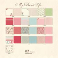 Pion Design - My Dearest Sofia - 12 X 12 Collection