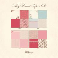 Pion Design - My Dearest Sofia - 6 x 6 Complete Collection