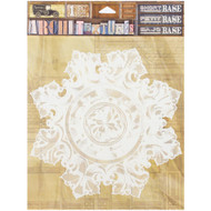 7 Gypsies Architextures Short Base Adhesive Embellishments - Medallion