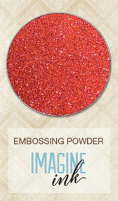 Blue Fern Studios - Embossing Powder - Rusty Rose