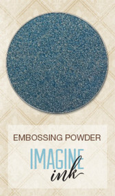 Blue Fern Studios - Embossing Powder - Stormy Skies