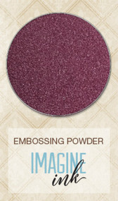 Blue Fern Studios - Embossing Powder - Plum