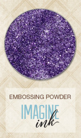 Blue Fern Studios - Embossing Powder - Lavender Eggs