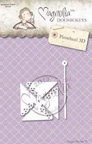 Magnolia Stamps DooHickey - Nautical 2017 - Pinwheel 3D Die