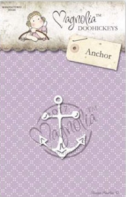 Magnolia Stamps DooHickey - Nautical 2017 - Anchor Die