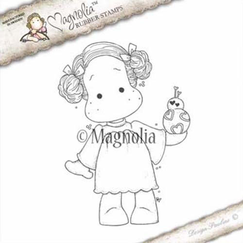 Magnolia Stamps Galaxy 2017 - Tilda With XOXO