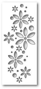 Poppystamps Craft Die -Floribunda Collage