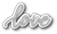 Poppystamps Craft Die - Little Halo Love