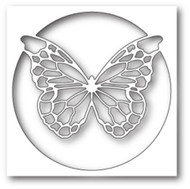 Memory Box Die - Chantilly Butterfly Collage Craft Die-99781