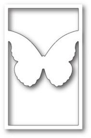 Memory Box Die - Vivienne Butterfly Silhouette Craft Die-997798