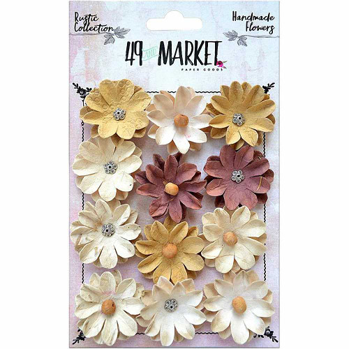 49 and Market - Rustic Barn Small Blooms 12pcs