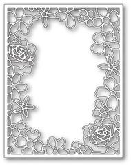 Memory Box Die -Floral Fantasy Frame Craft Die -99775