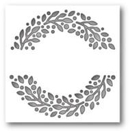 Memory Box Die -Leafy Ring Craft Die -99780