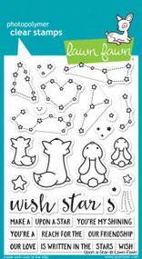 Lawn Fawn -Clear Stamps-Upon A 4x6 (