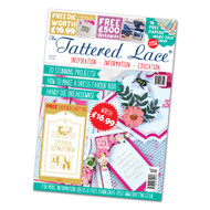 Tattered Lace Die - The Tattered Lace Magazine - Issue 40