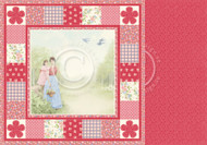 Pion Design - Patchwork of Life - 12 X 12 - Being A Mother