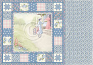 Pion Design - Patchwork of Life - 12 X 12 - Being A Grandmother