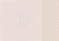 Pion Design - Patchwork of Life - 12 X 12 - Dad's Handkerchief
