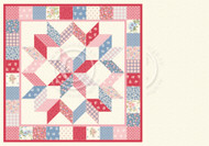 Pion Design - Patchwork of Life - 12 X 12 - Family Quilt