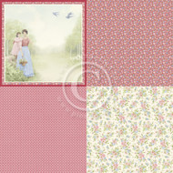Pion Design - Patchwork of Life - 6 x 6 Being A Mother