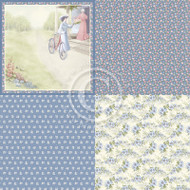 Pion Design - Patchwork of Life - 6 x 6 Being A Grandmother