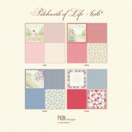 Pion Design - Patchwork Of Life - 6 x 6 Collection