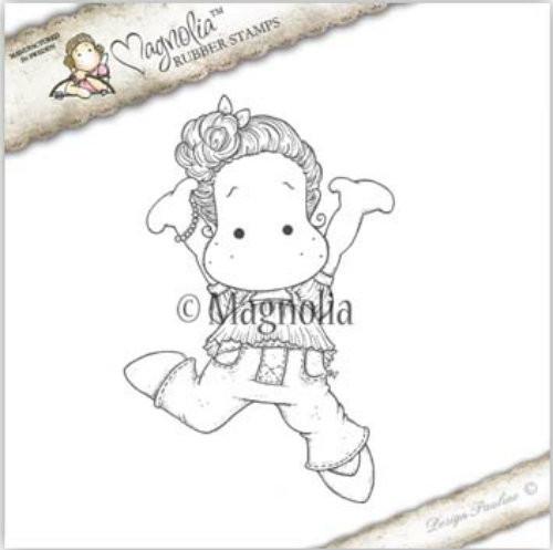 Magnolia Stamps Denim 2017 - Happy Summer Tilda