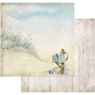 49 and Market - Sand & Sea - Beach This Way 12 x 12