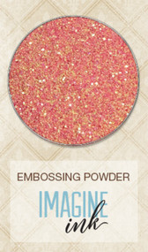 Blue Fern Studios - Embossing Powder - Sunlight Rose