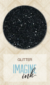 Blue Fern Studios - Imagine Ink - Glitter - Soot