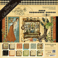 Graphic 45 - Deluxe Collector's Edition - Olde Curiosity Shoppe (4501517)