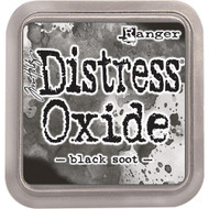 Tim Holtz Distress Oxide Ink - Black Soot (TDO55815)