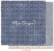 Maja Design - Denim & Friends - Pocket Square