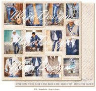Maja Design - Denim & Friends - Snapshot Guys In Jeans
