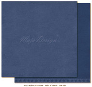 Maja Design - Monochromes - Shades of Denim - Dark Blue