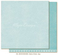 Maja Design - Monochromes - Shades of Denim - Aqua