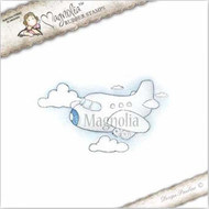 Magnolia Stamps Airplane