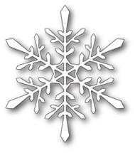 Box Die- Fractal Snowflake Craft Die 1853